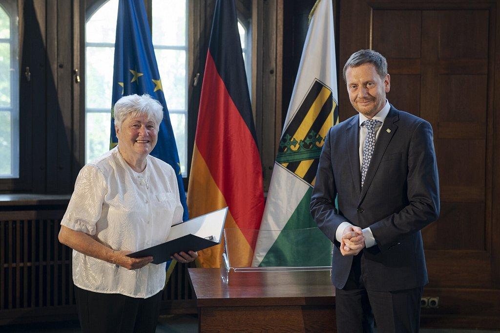 Verleihung Bundesverdienstorden